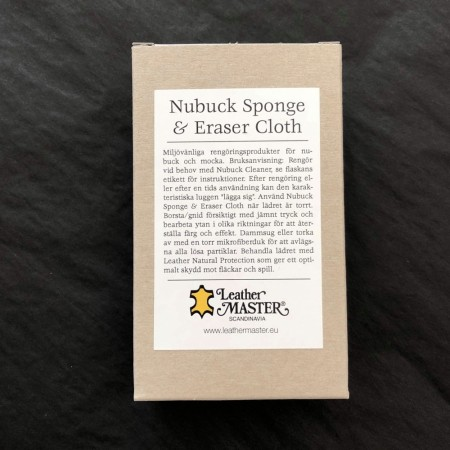 Nubuck Cleaning Sponge